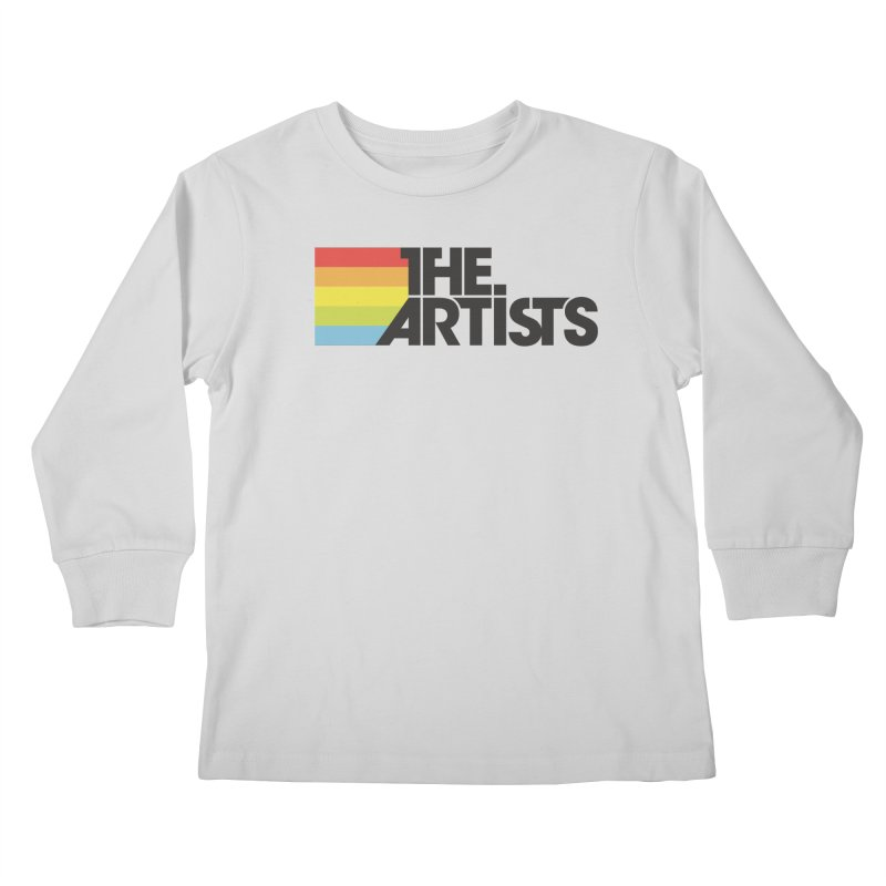 Artists Logo Active Kids Longsleeve T-Shirt by The Artists