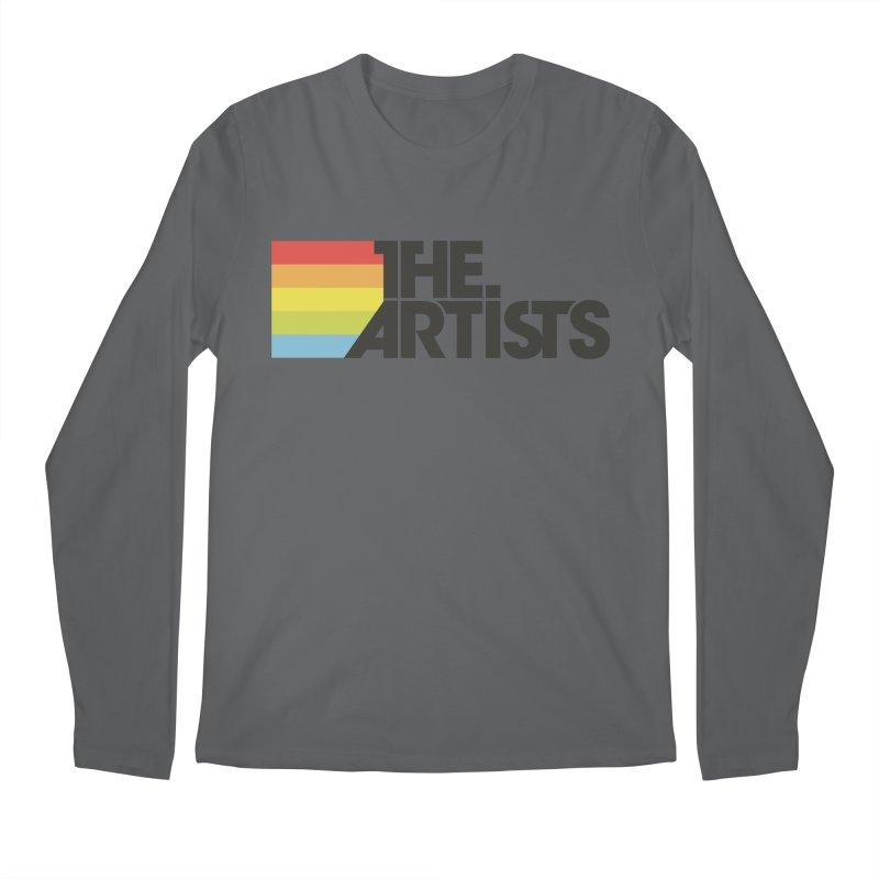 Artists Logo Active Men's Longsleeve T-Shirt by The Artists