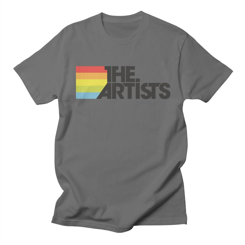 Artists Logo Active Men's T-Shirt by The Artists