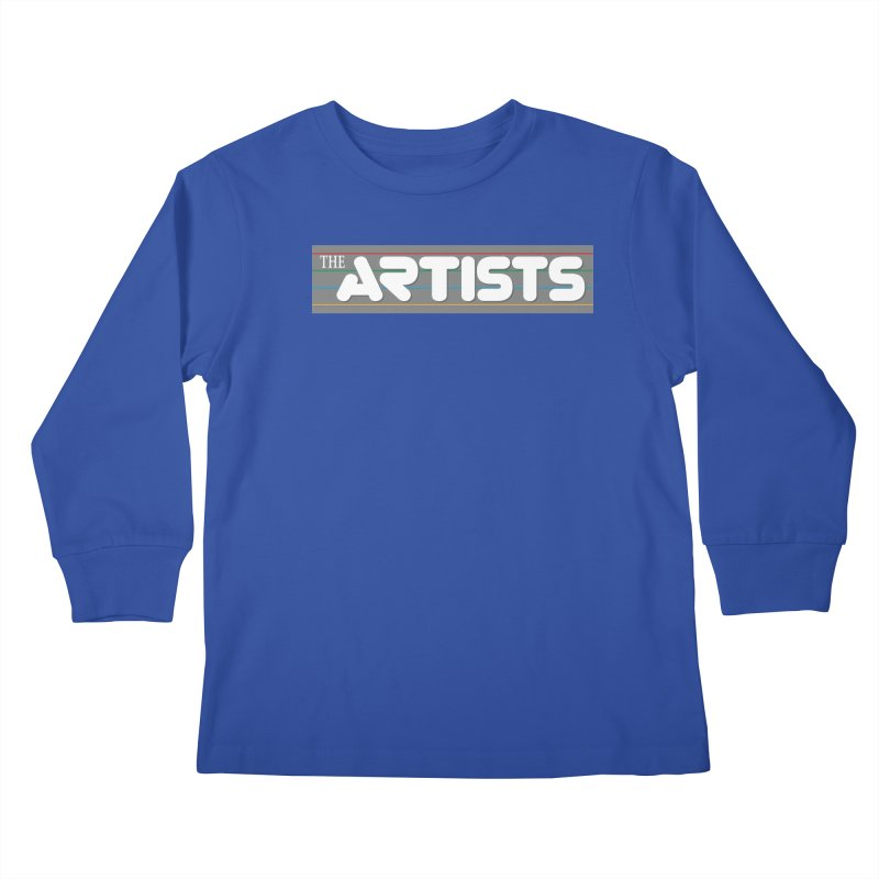 Artists Logo Info Kids  by The Artists