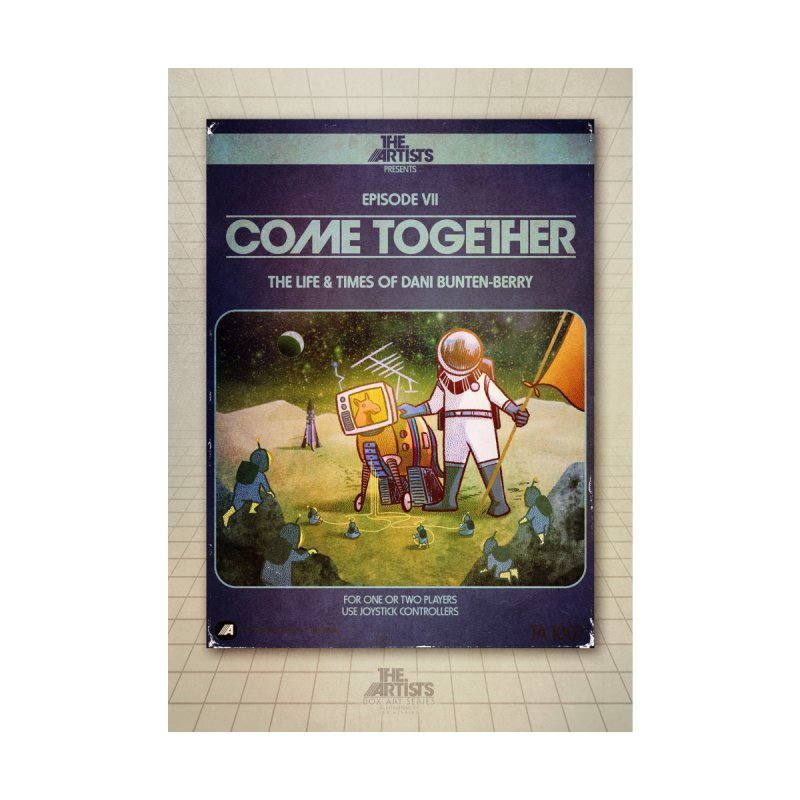 Box Art Poster Series: Come Together by The Artists