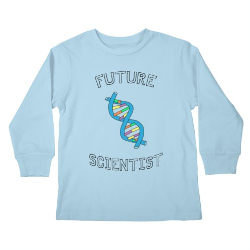 image for Future Scientist (for light fabric)