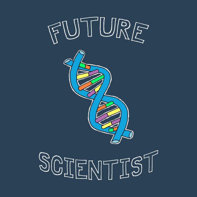 Future Scientist (for dark fabric) by Adrienne Body