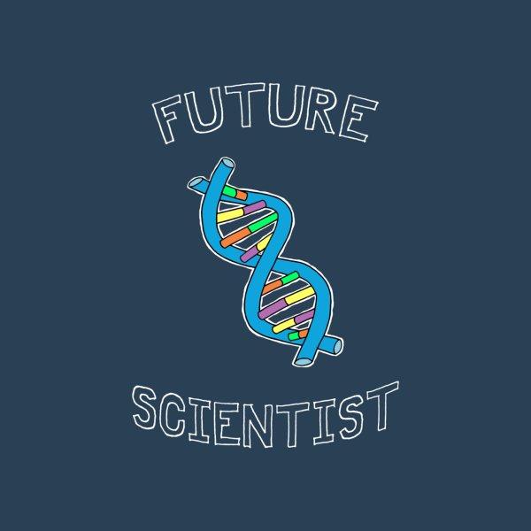 image for Future Scientist (for dark fabric)