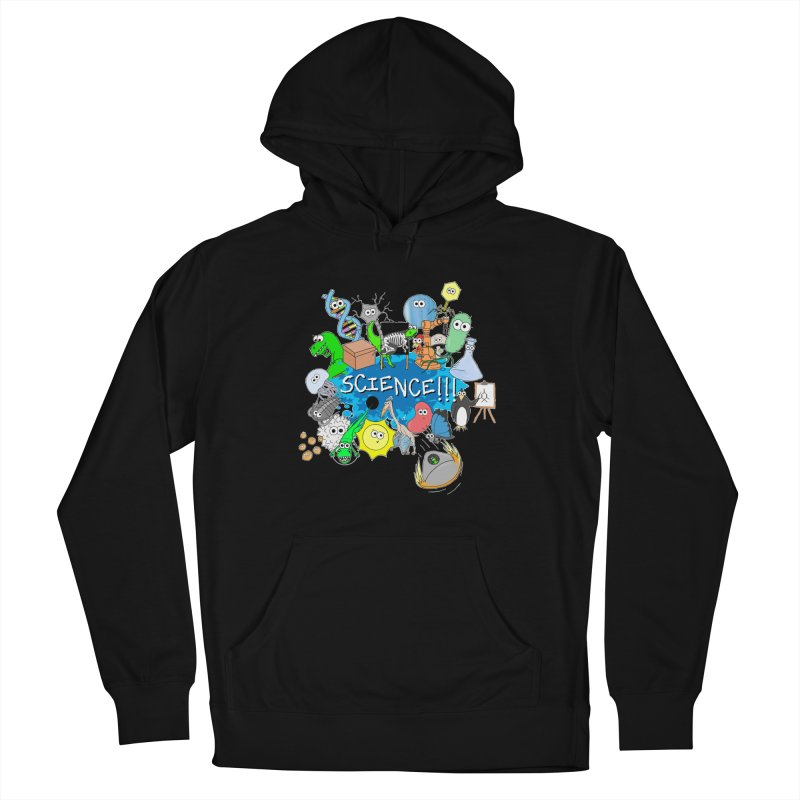SCIENCE!!! Women's Pullover Hoody by The Art of Adz