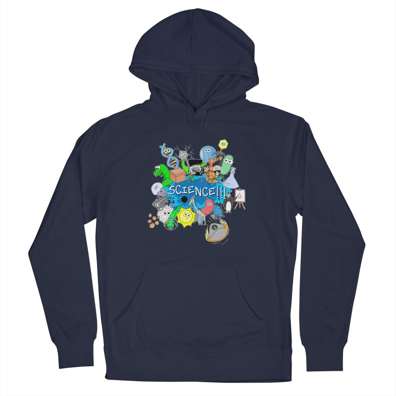 SCIENCE!!! Men's Pullover Hoody by The Art of Adz