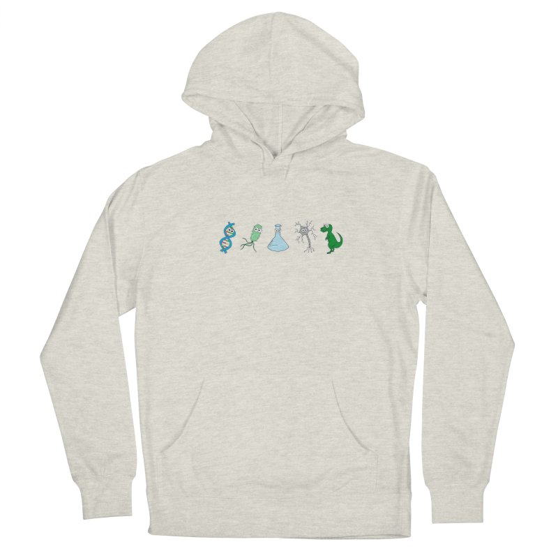 Cute Science Women's Pullover Hoody by The Art of Adz