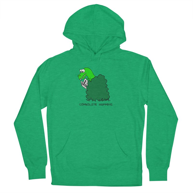 For Science - Coprolite Happens Women's Pullover Hoody by The Art of Adz