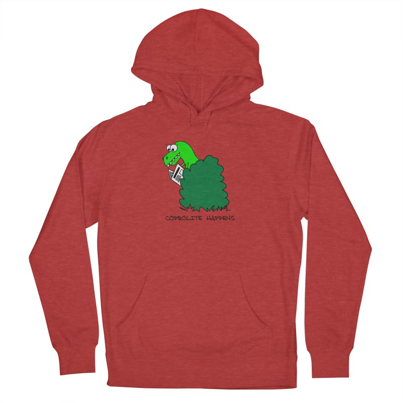 For Science - Coprolite Happens Men's Pullover Hoody by The Art of Adz