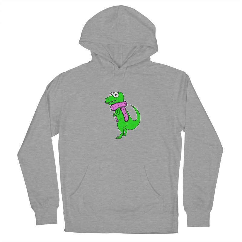 For Science - T-Rex Had Feathers Women's Pullover Hoody by The Art of Adz