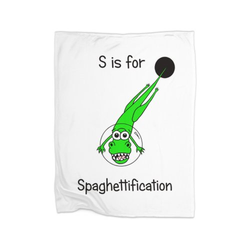 image for S is for Science - Spaghettification