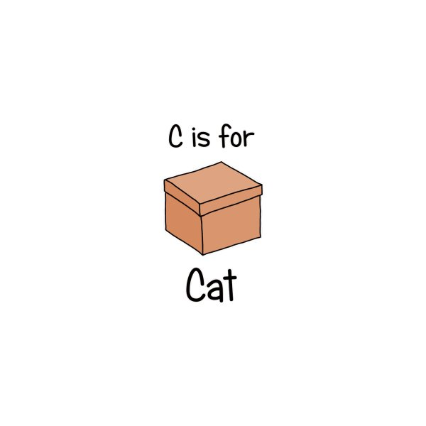 image for S is for Science - Cat
