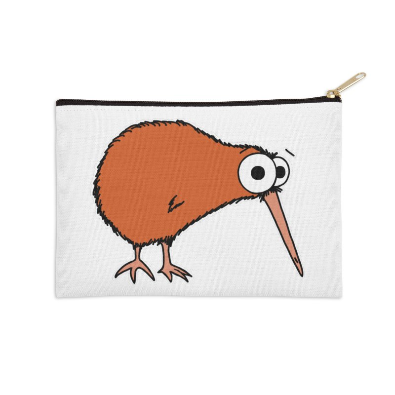 It's A Kiwi Accessories Zip Pouch by The Art of Adz
