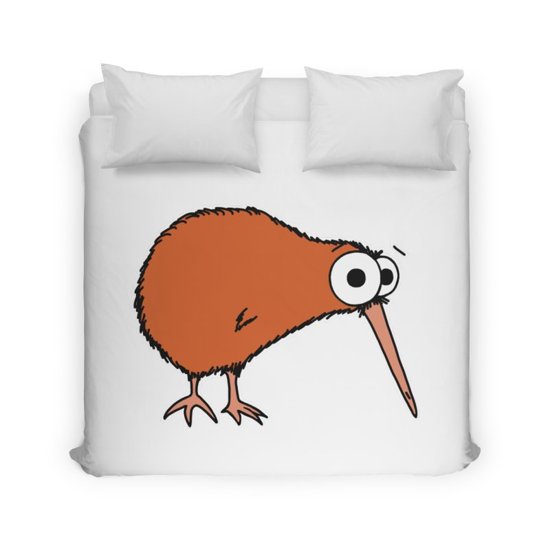 It's A Kiwi Home Duvet by The Art of Adz
