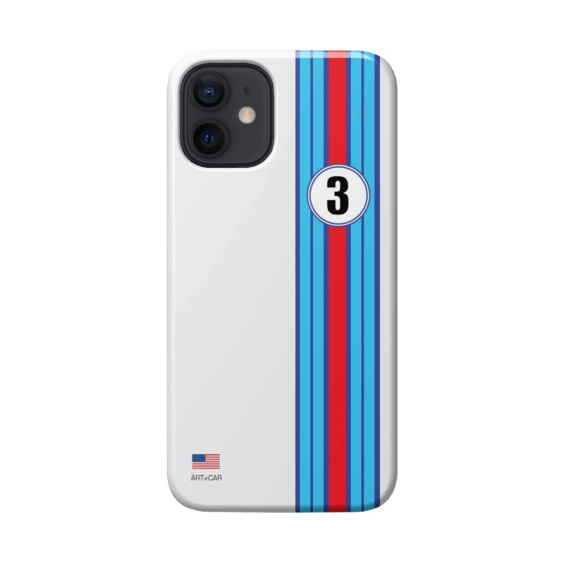 Martini Racing Phone Case Accessories Phone Case by The ART of CAR