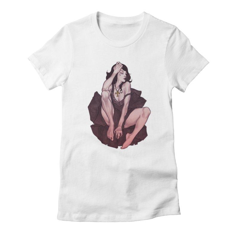 Death Women's T-Shirt by The Art of Lucas Silva