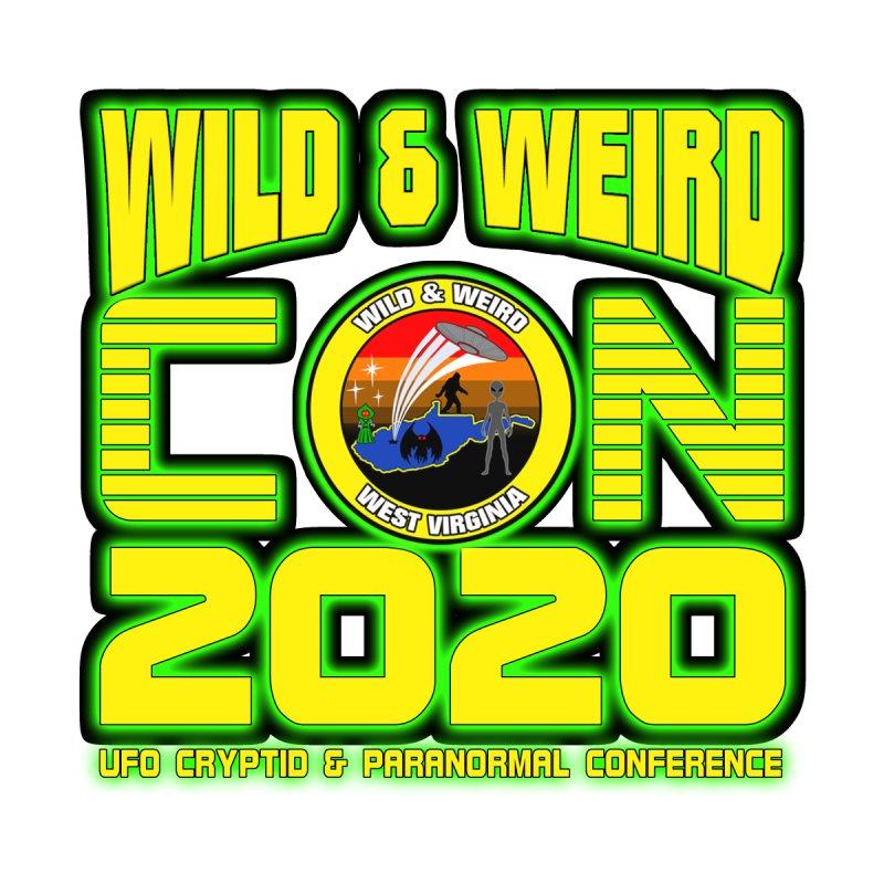 Wild & Weird CON 2020 Event Logo Design 1 Men's T-Shirt by theartofron's Artist Shop