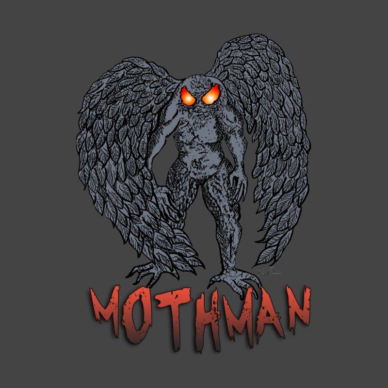 Mothman (art series) Home Fine Art Print by theartofron's Artist Shop
