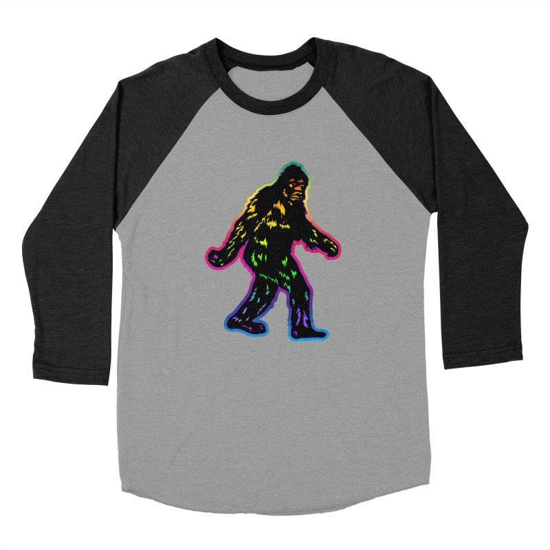 Rainbow Yeti Men's Longsleeve T-Shirt by theartofron's Artist Shop