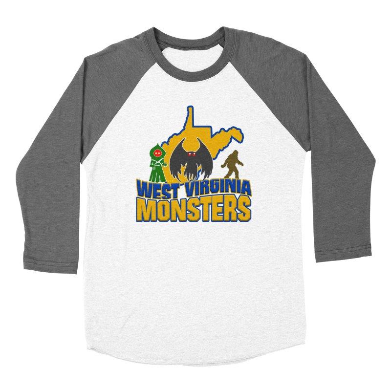 West Virginia Monsters Women's Longsleeve T-Shirt by theartofron's Artist Shop