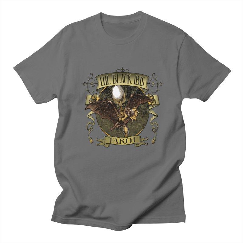 The Black Ibis Tarot Queen Bat Tee Women's T-Shirt by theatticshoppe's Artist Shop