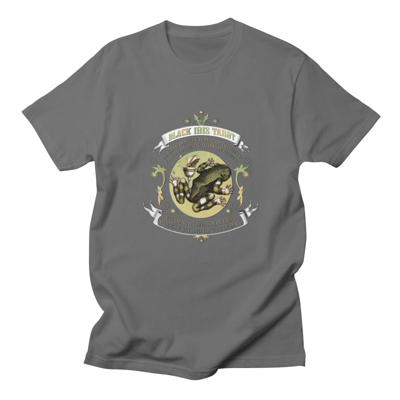 Black Ibis Tarot Eye of Newt Women's T-Shirt by theatticshoppe's Artist Shop