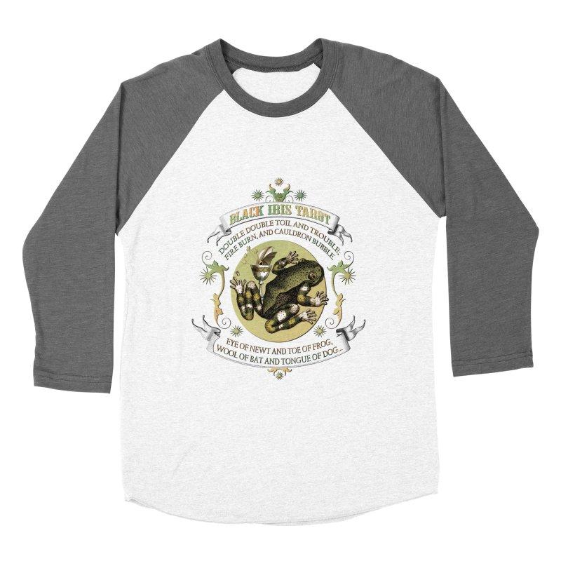 Black Ibis Tarot Eye of Newt Women's Longsleeve T-Shirt by theatticshoppe's Artist Shop