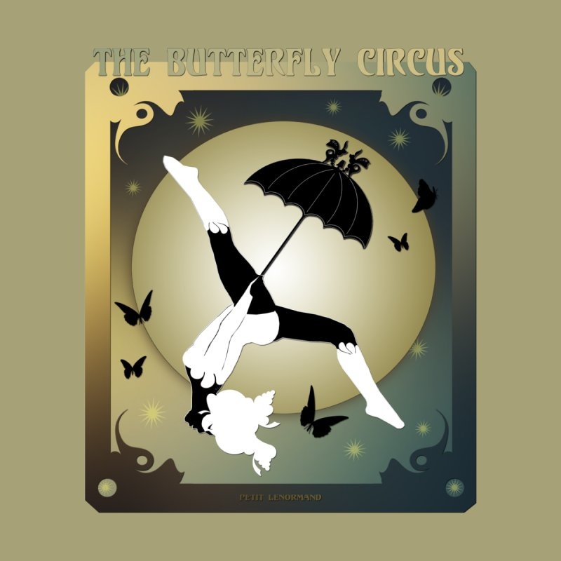 The Butterfly Circus Over the Moon Design Accessories Bag by theatticshoppe's Artist Shop