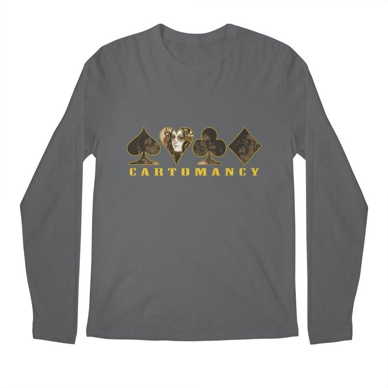 Cartomancy Men's Longsleeve T-Shirt by theatticshoppe's Artist Shop