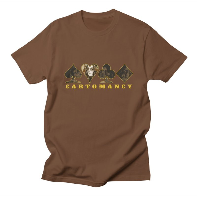 Cartomancy Women's Unisex T-Shirt by theatticshoppe's Artist Shop