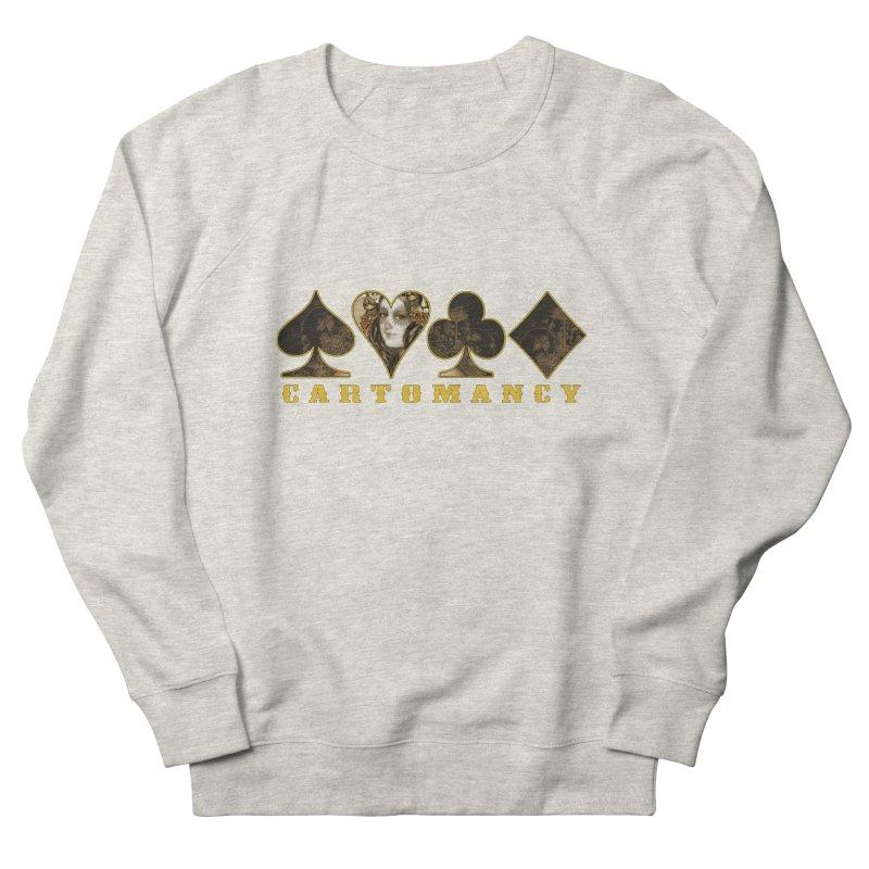 Cartomancy Women's Sweatshirt by theatticshoppe's Artist Shop