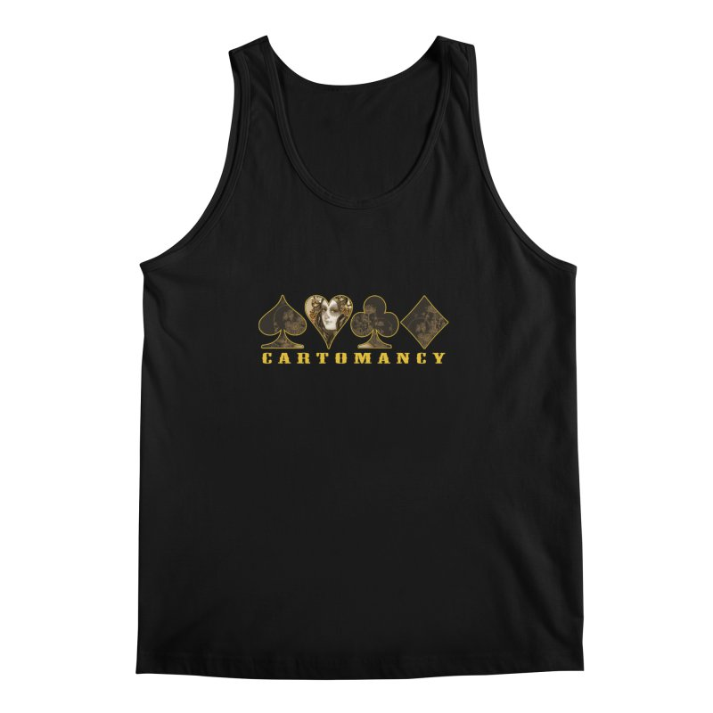 Cartomancy Men's Tank by theatticshoppe's Artist Shop