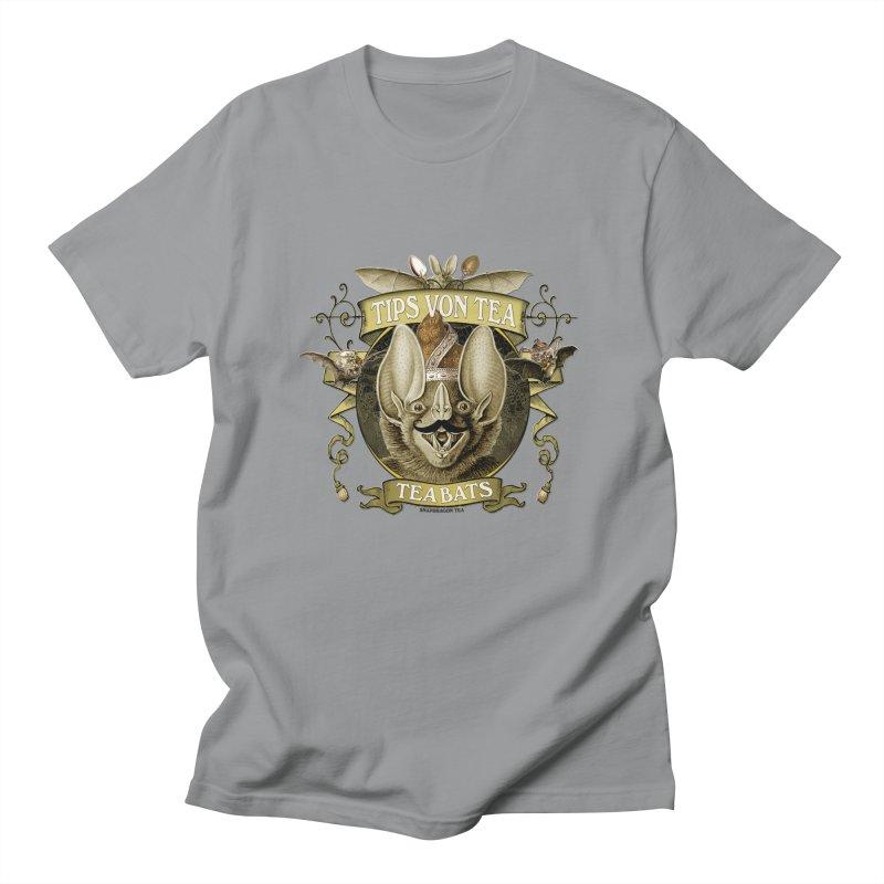 The Tea Bats Tips Von Tea Women's Regular Unisex T-Shirt by theatticshoppe's Artist Shop