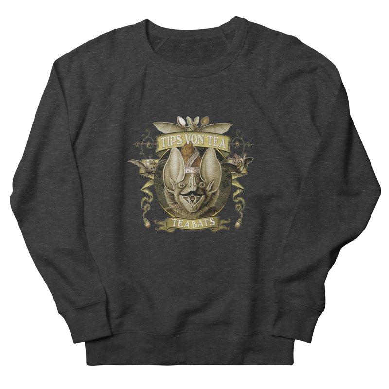 The Tea Bats Tips Von Tea Women's Sweatshirt by theatticshoppe's Artist Shop