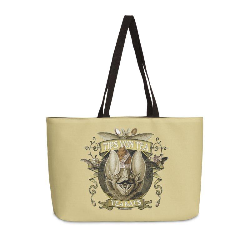 The Tea Bats Tips Von Tea Accessories Bag by theatticshoppe's Artist Shop