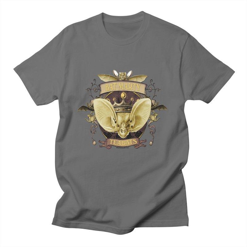 Tea Bats Bat Marty Men's T-Shirt by theatticshoppe's Artist Shop