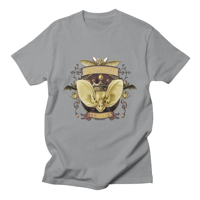 Tea Bats Bat Marty Women's Regular Unisex T-Shirt by theatticshoppe's Artist Shop