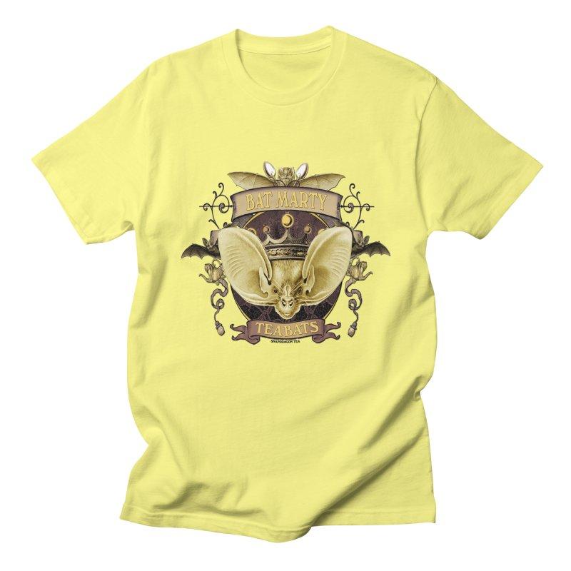 Tea Bats Bat Marty Women's Unisex T-Shirt by theatticshoppe's Artist Shop