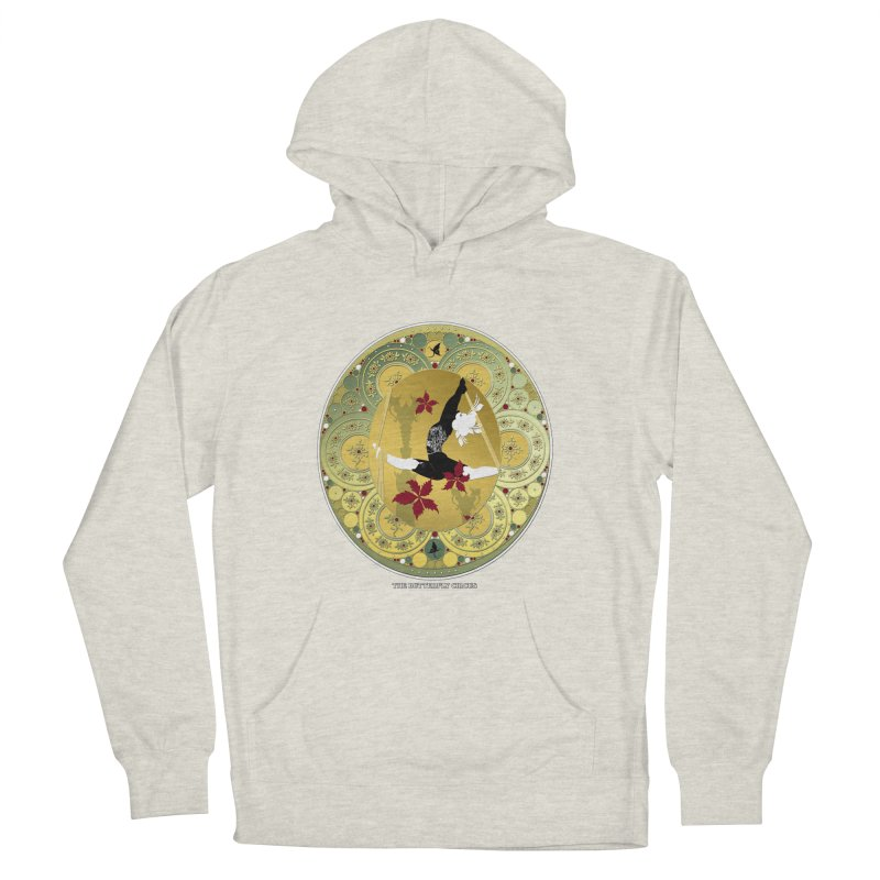 The Butterfly Circus Lenormand Flowers Men's Pullover Hoody by theatticshoppe's Artist Shop