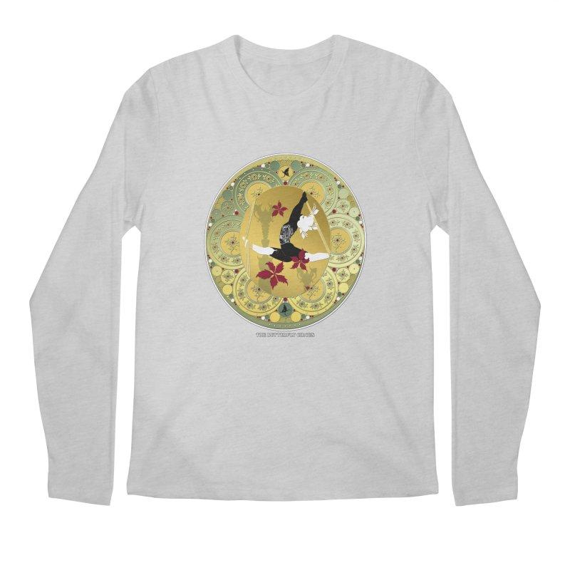 The Butterfly Circus Lenormand Flowers Men's Longsleeve T-Shirt by theatticshoppe's Artist Shop