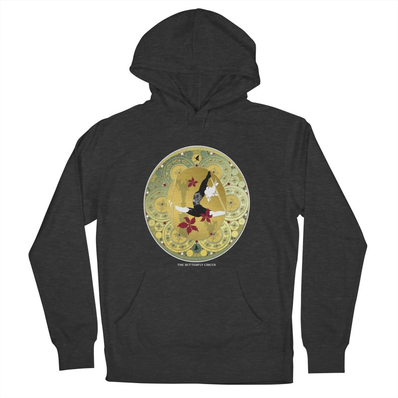 The Butterfly Circus Lenormand Flowers Women's Pullover Hoody by theatticshoppe's Artist Shop