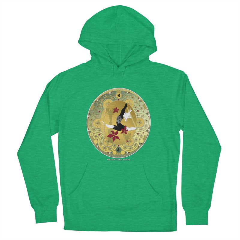 The Butterfly Circus Lenormand Flowers Men's French Terry Pullover Hoody by theatticshoppe's Artist Shop