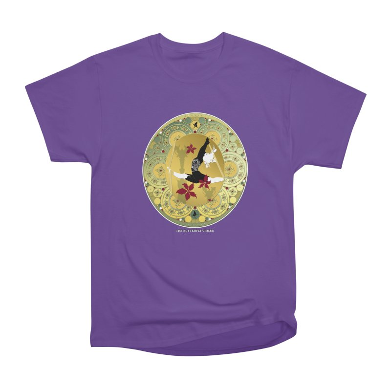 The Butterfly Circus Lenormand Flowers Women's Classic Unisex T-Shirt by theatticshoppe's Artist Shop
