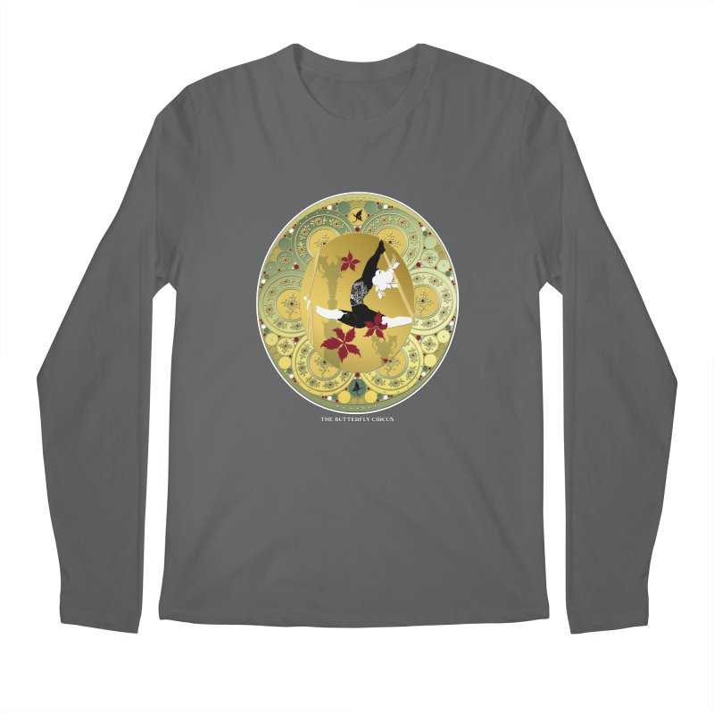 The Butterfly Circus Lenormand Flowers Men's Longsleeve T-Shirt by theatticshoppe's Artist Shop