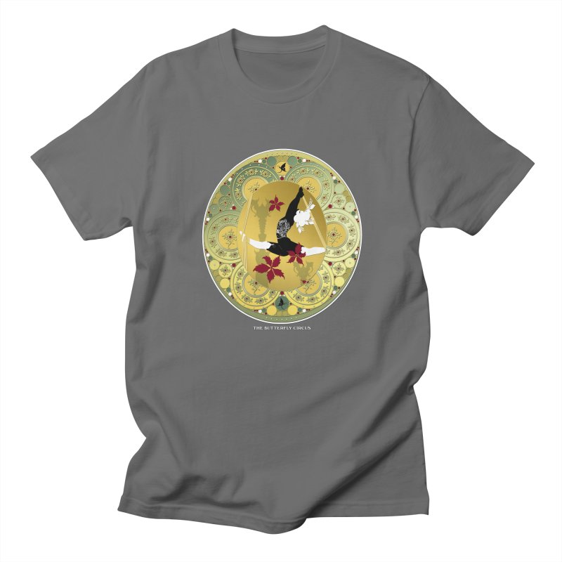 The Butterfly Circus Lenormand Flowers Men's T-Shirt by theatticshoppe's Artist Shop