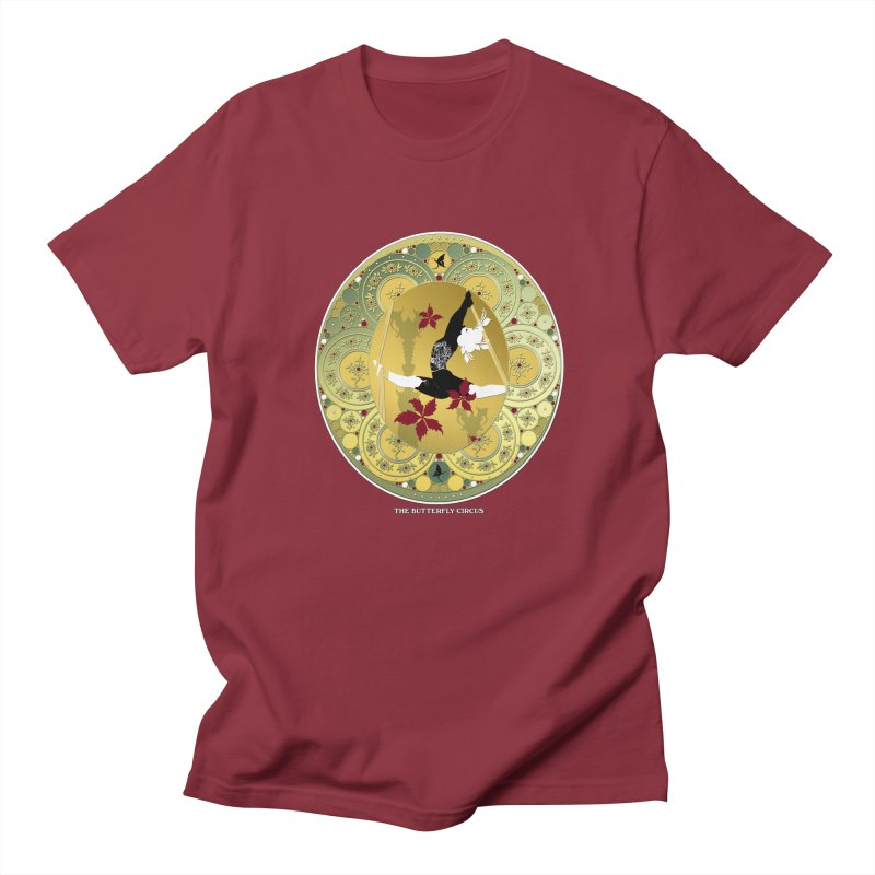 The Butterfly Circus Lenormand Flowers Women's Regular Unisex T-Shirt by theatticshoppe's Artist Shop