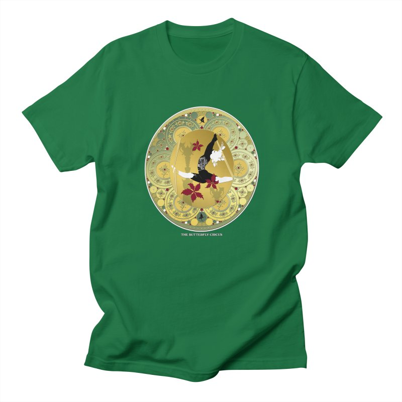 The Butterfly Circus Lenormand Flowers Men's Regular T-Shirt by theatticshoppe's Artist Shop