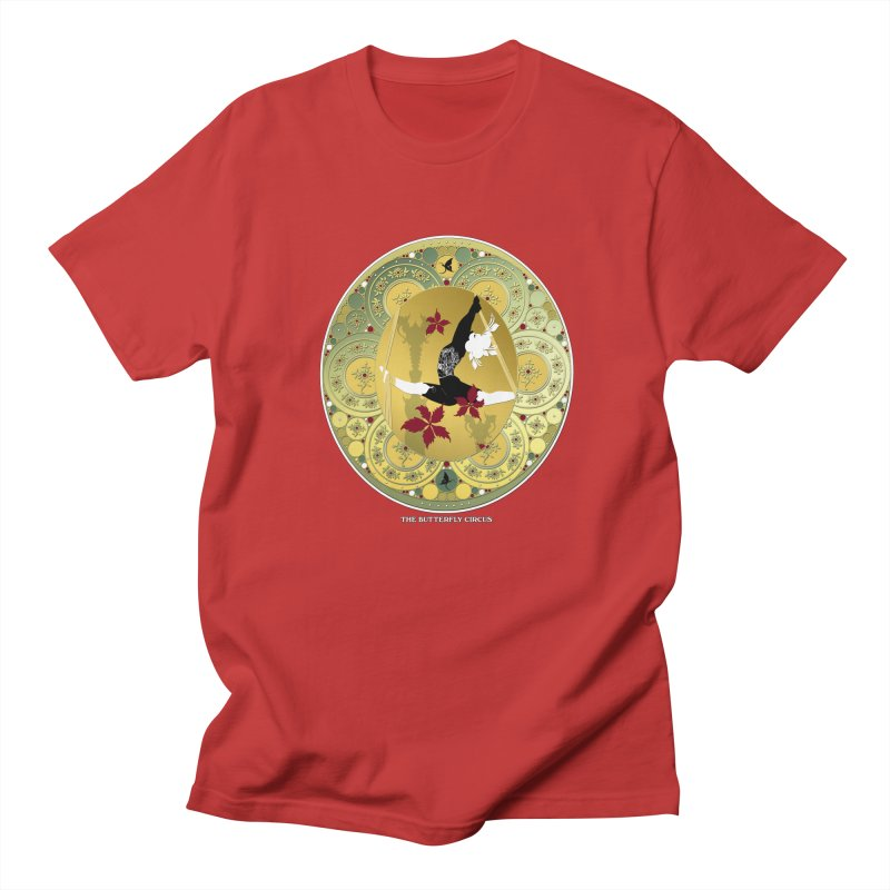 The Butterfly Circus Lenormand Flowers Men's Regular T-Shirt by theatticshoppe's Artist Shop