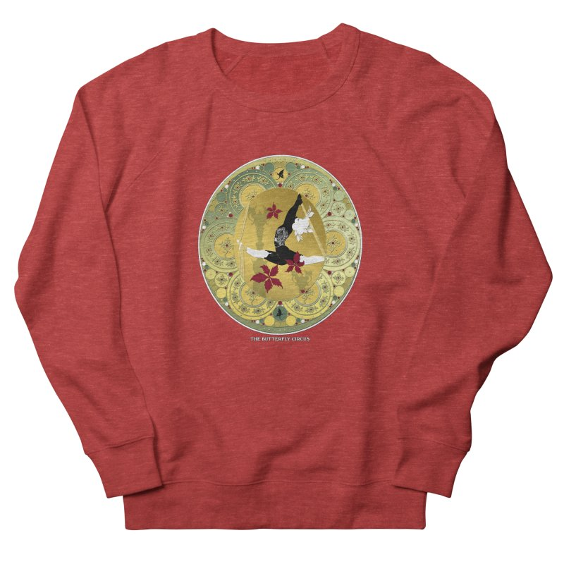 The Butterfly Circus Lenormand Flowers Women's French Terry Sweatshirt by theatticshoppe's Artist Shop