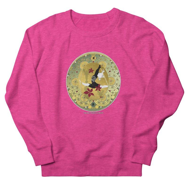 The Butterfly Circus Lenormand Flowers Women's Sweatshirt by theatticshoppe's Artist Shop